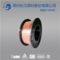 长江焊材ER70S-3/ER50-3气保镀铜实芯焊丝